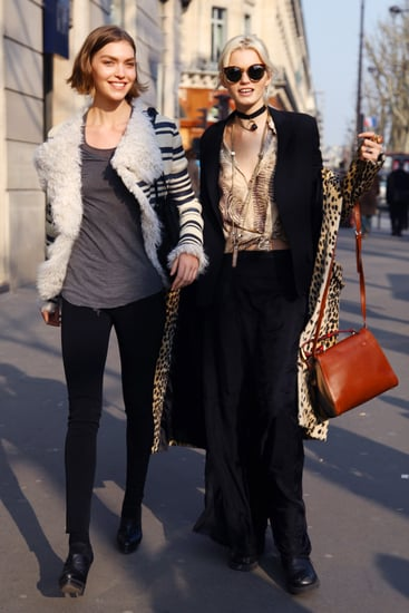 Fall 2011 Paris Fashion Week Street Style