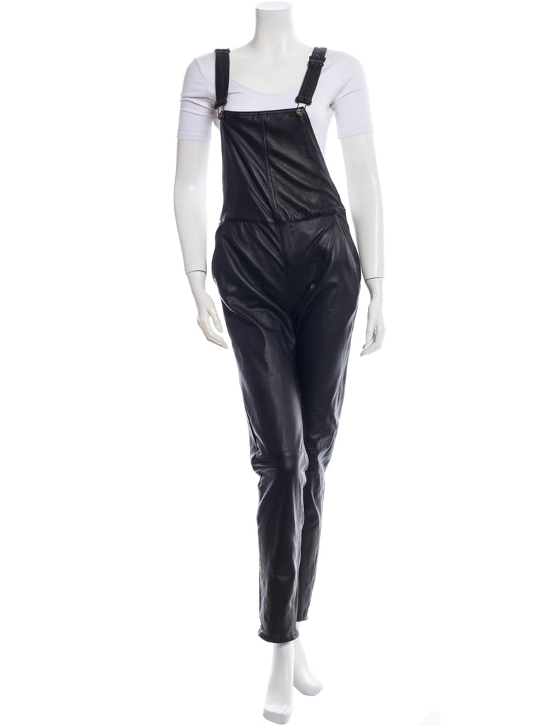 Rag & Bone Leather Overalls ($290)