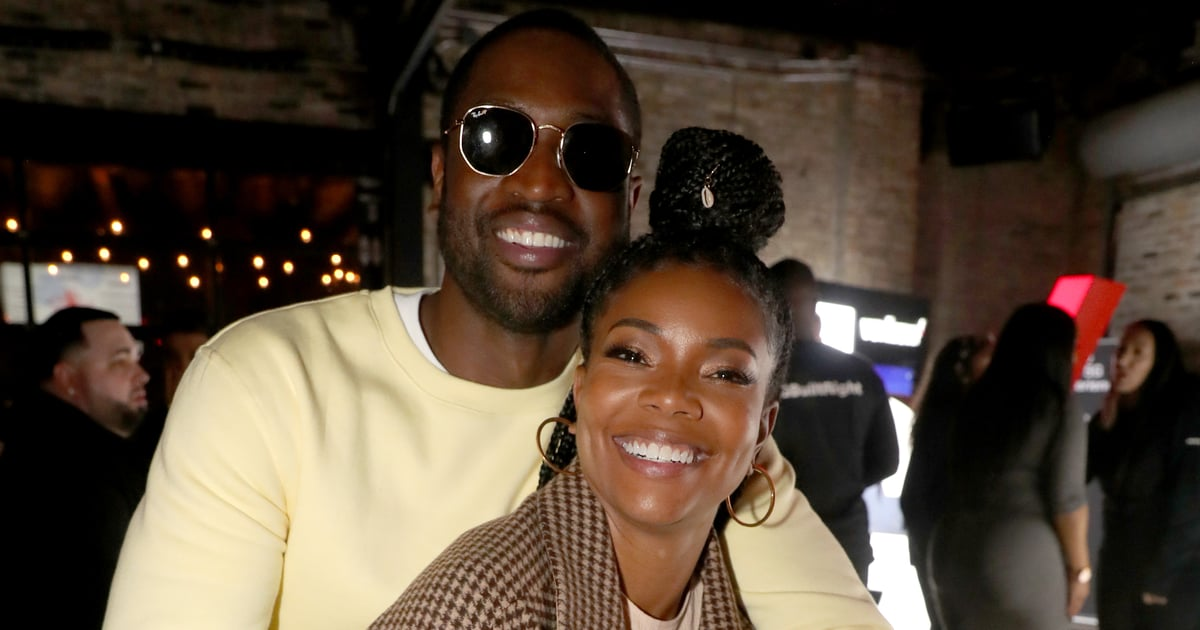 Gabrielle Union and Dwyane Wade Have a Topless Fitting in Etro, a Date Night in Prada.jpg