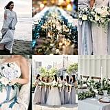 Ravenclaw-Inspired Wedding