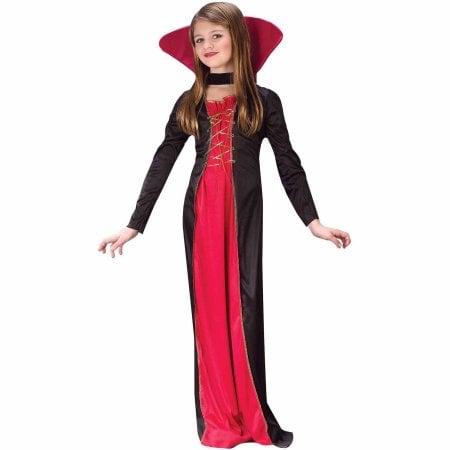 Victorian Vampire   Kids Halloween Costumes From Walmart ...