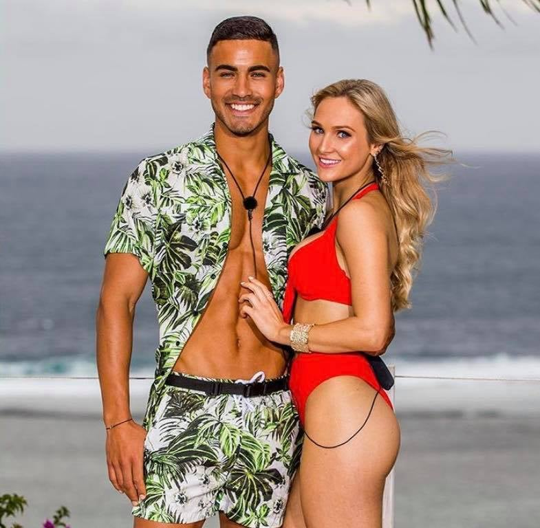Cassie and Adam Fight Love Island Australia 2019 | POPSUGAR Celebrity Australia