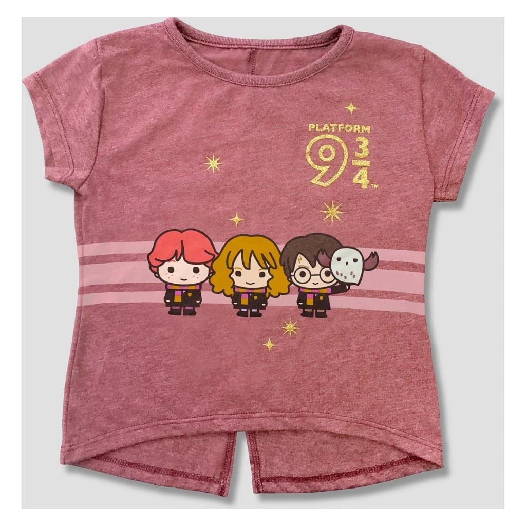 Harry Potter Girls Short Sleeves T Shirt