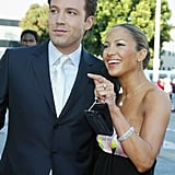 The Ben Affleck Engagement Ring