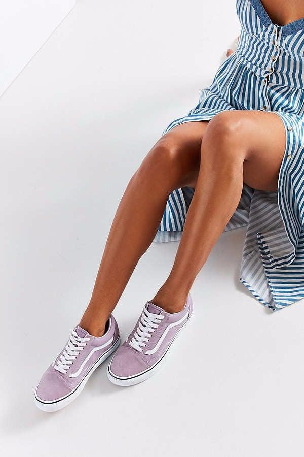 Lavender Sneakers