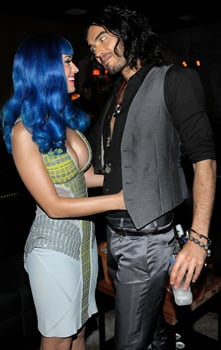 Katy Perry on Russell Brand's Age Difference