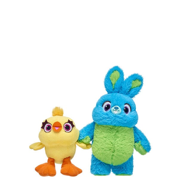 Disney and Pixar Toy Story 4 Ducky and Bunny