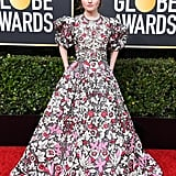 Kaitlyn Dever at the Golden Globes 2020