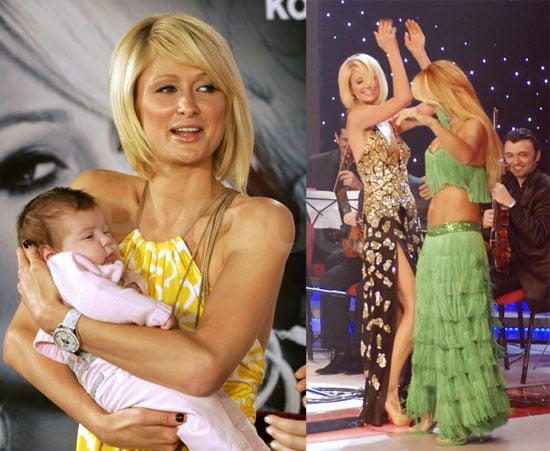Paris Hilton at Miss Turkey 2008 Contest