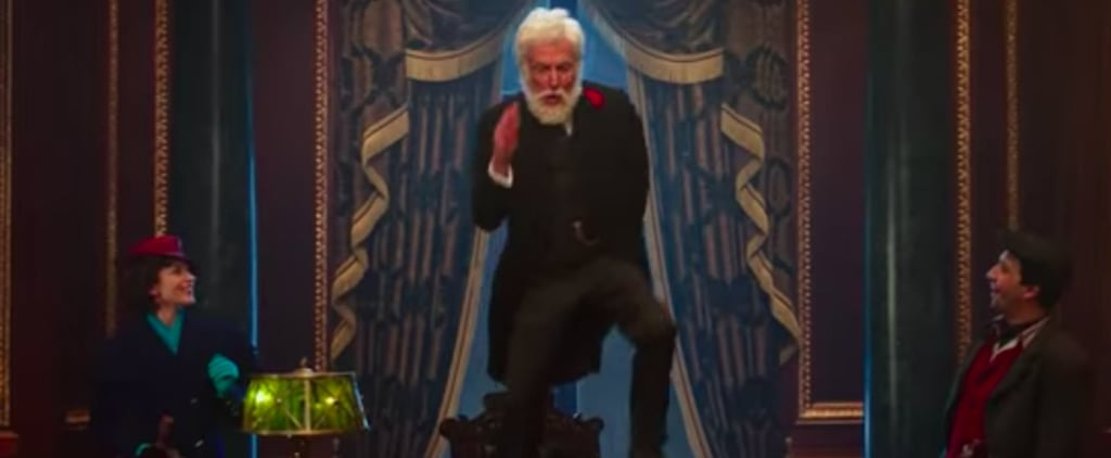 Is Dick Van Dyke in Mary Poppins Returns?