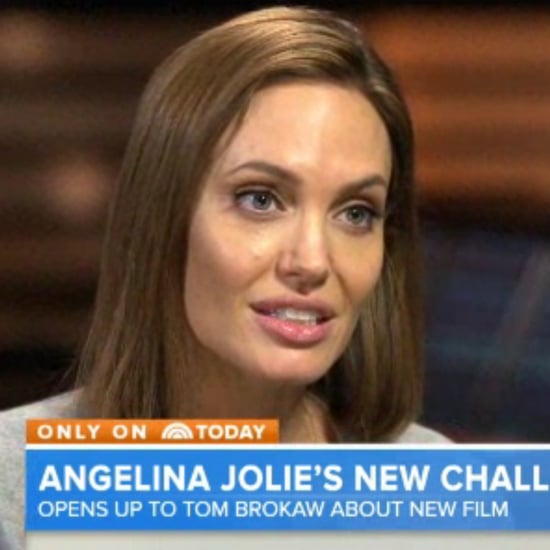 Angelina Jolie's Today Show Interview | Video