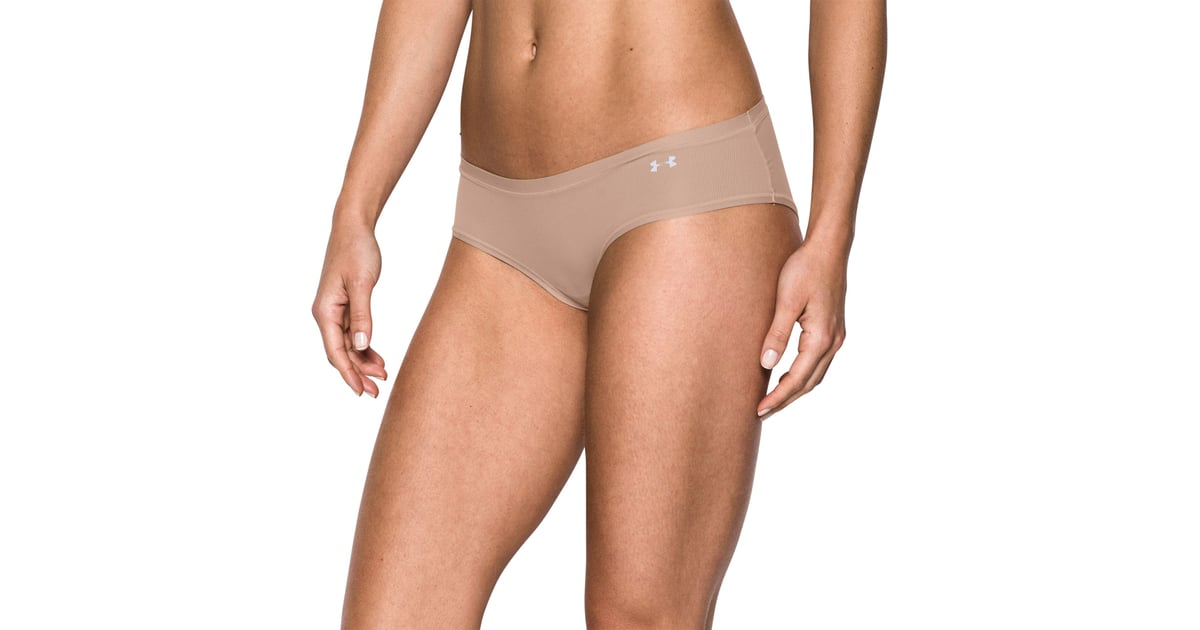 a328292c28 UA Pure Stretch Sheer Hipster | Best Athletic Underwear For Women ...