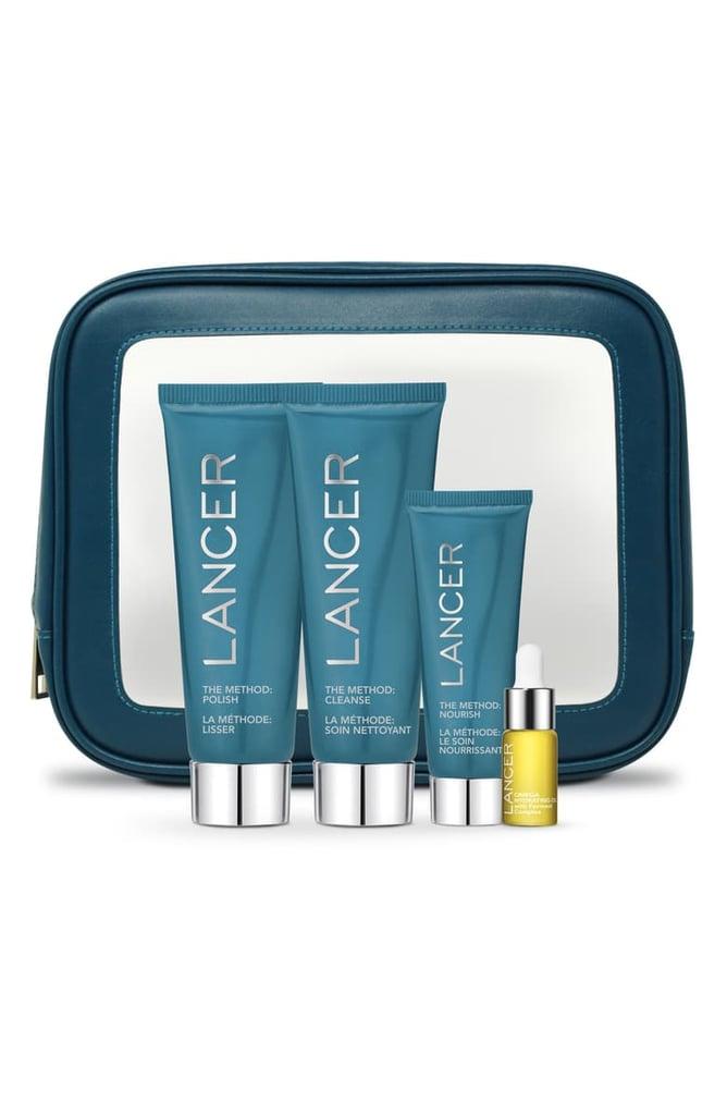 Lancer Skincare The Method Introduction Set For Normal Skin Types