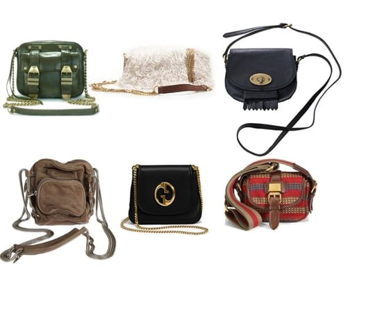 Fall Shopping: Mini Shoulder Bags