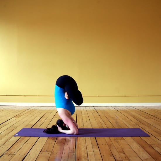 8 Headstand Yoga Moves