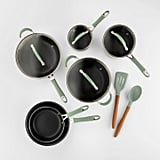 Cravings by Chrissy Teigen 12-Piece Aluminum Cookware Set