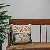 Christmas at the Silos Pillow ($26)