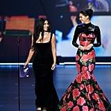 Kim Kardashian and Kendall Jenner at the Emmys 2019 Photos