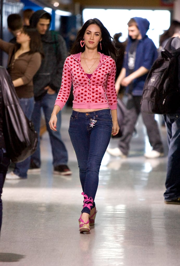 Take a Look Back at Megan Fox's Outfits in Jennifer's Body