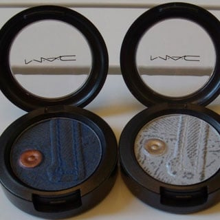 Testing MAC's New Jeanius Denim Eye Shadows