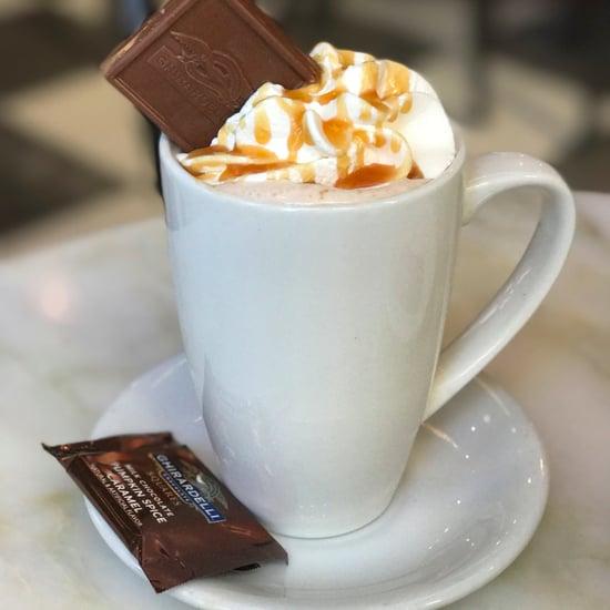 Ghirardelli Pumpkin Spice Caramel Hot Cocoa