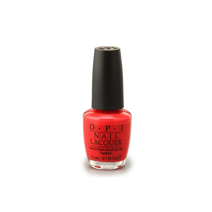 Opi Nail Lacquer In Red My Fortune Cookie 19 95 Spring