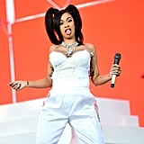 """""""Being Pregnant Isn't Going to Stop Me From Shaking This Ass"""" Cardi"""