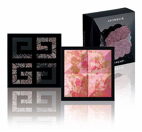 Givenchy Autumn-Winter 2010 Blooming Makeup Collection