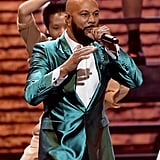Common at the 2020 Grammys