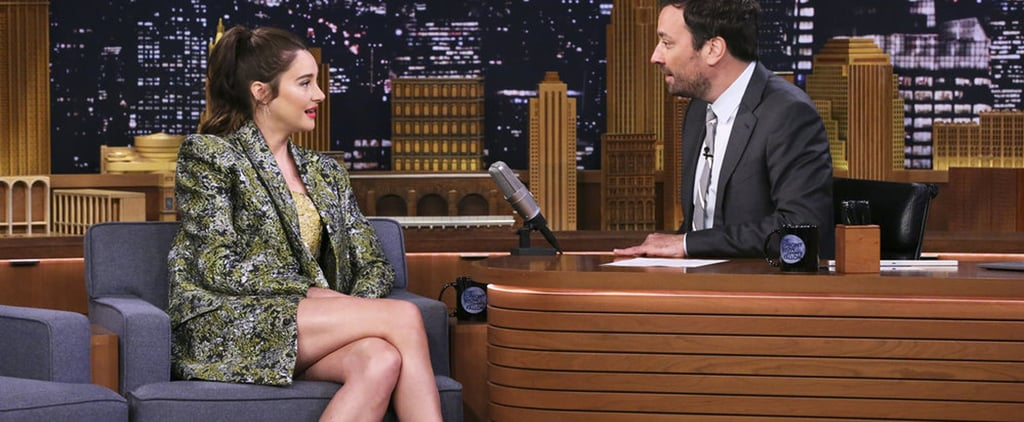 Shailene Woodley Interview on The Tonight Show June 2019