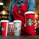 And Here's That Nifty Reusable Cup, Which Will Be Offered For Free on Nov. 2 Only