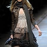 Milan Fashion Week: D&G Fall 2010