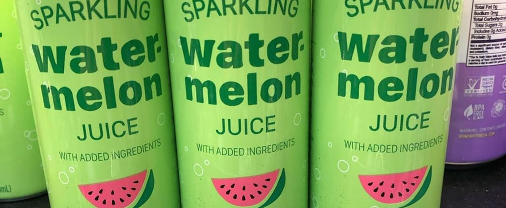Trader Joe's Sparkling Watermelon Juice