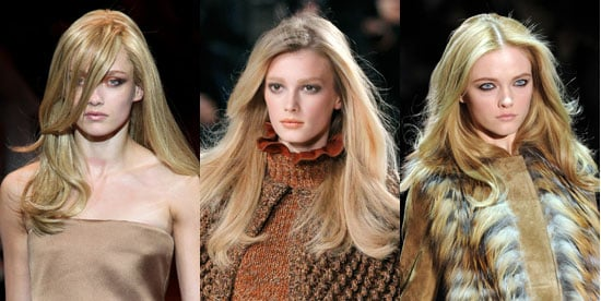 Trend Alert: The Sultry Seventies Blow-dry!