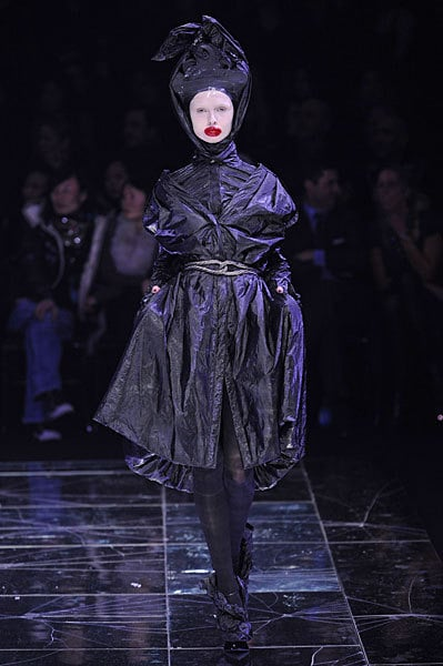 Alexander McQueen Fall 2009: A Twisted Fantasy