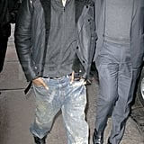Jay-Z and Kanye Run New York as They Prep Their Joint Album