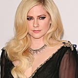 Avril Lavigne at Race to Erase MS Gala April 2018