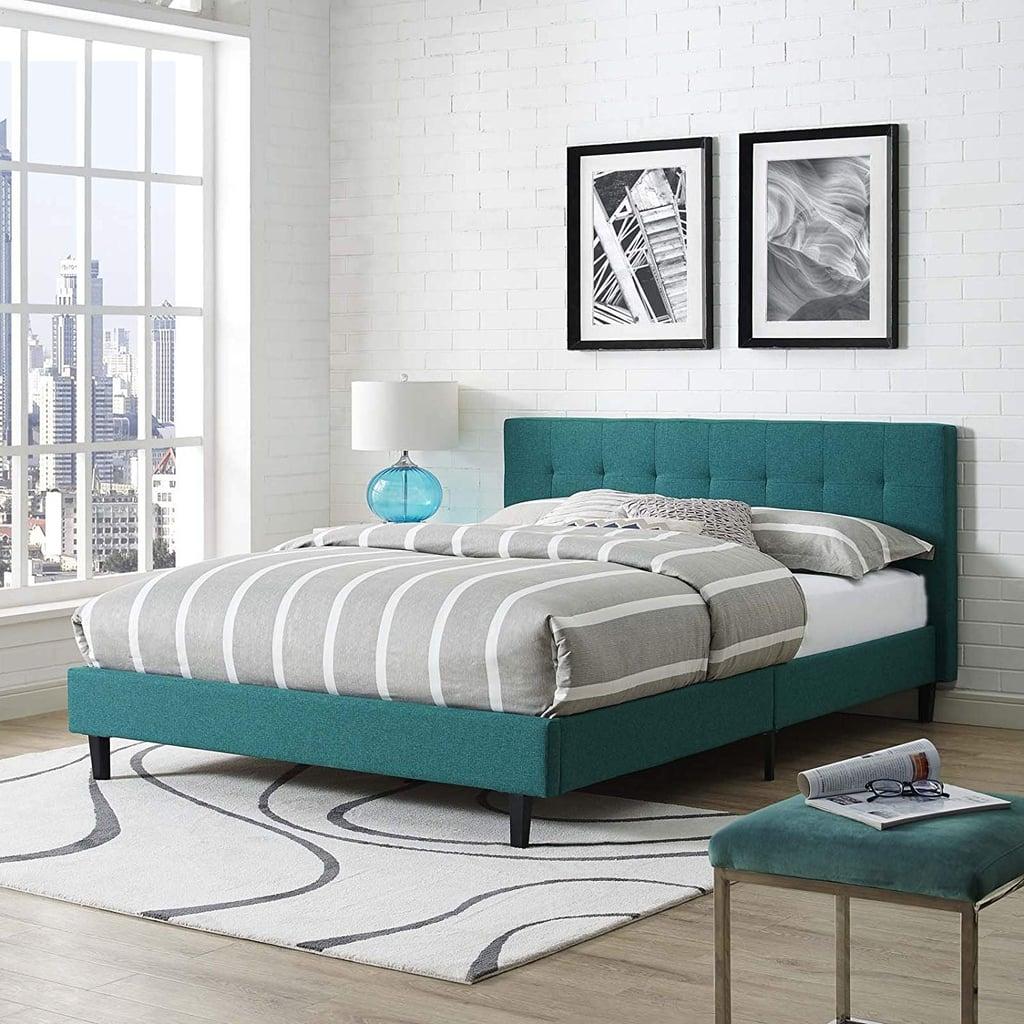 Modway Linnea Fabric Bed