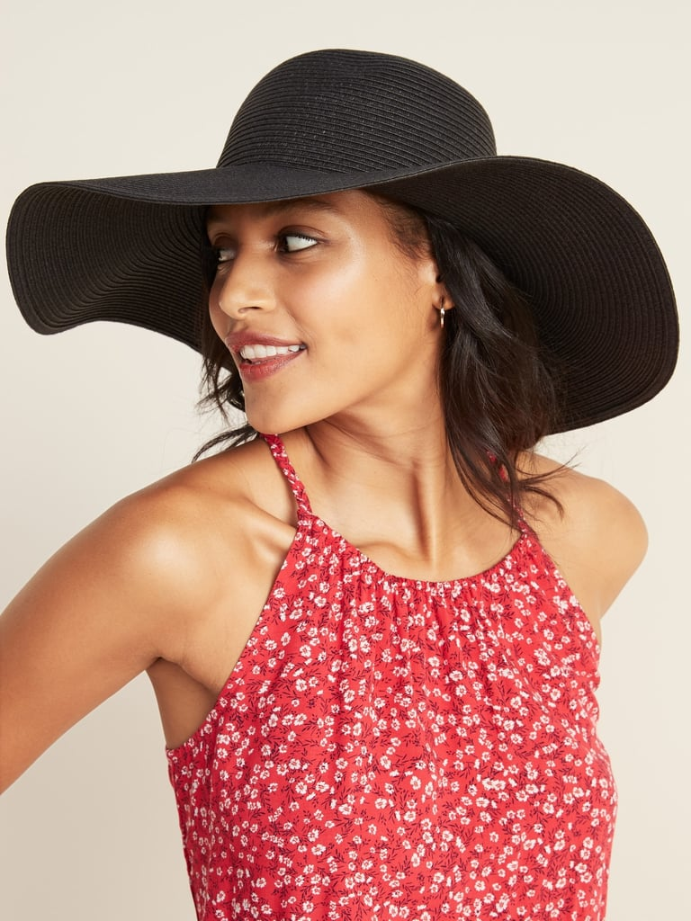 Old Navy Braided Wide-Brim Sun Hat