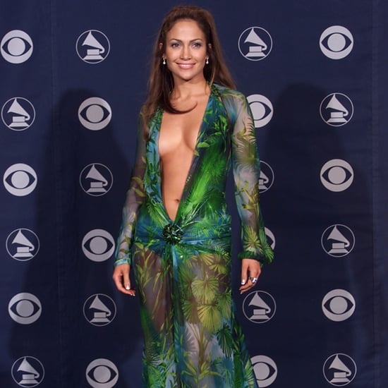 Jennifer Lopez's Versace Dress at the 2000 Grammy Awards
