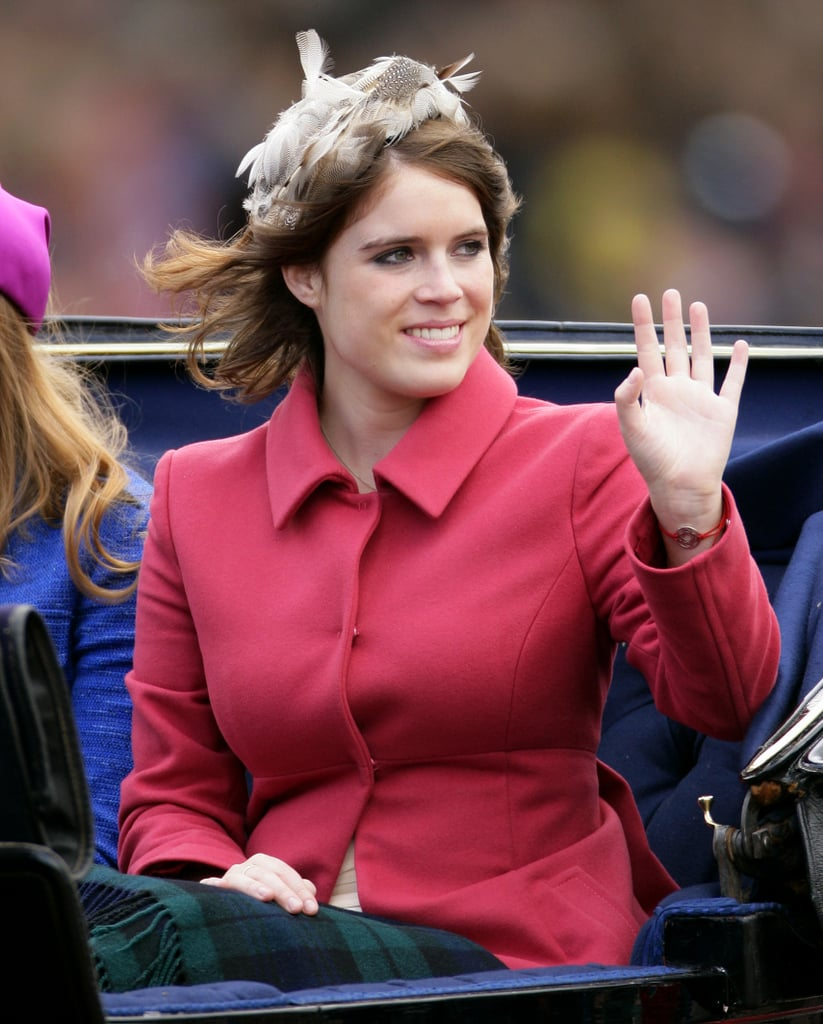Princess Eugenie, Trooping the Colour 2012