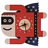 Modern Moose Clocks