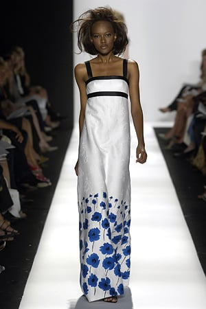 NY Fashion Week: Oscar De La Renta