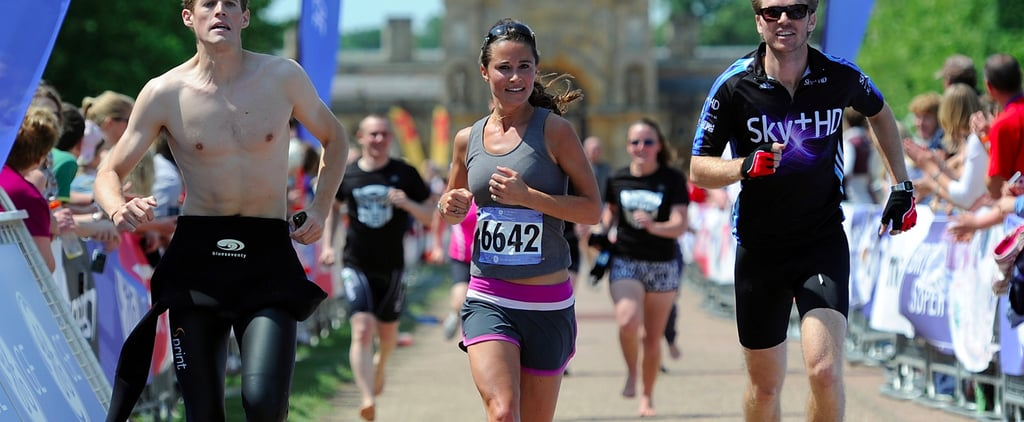Proof That Pippa Middleton Could Give Pro Athletes a Run For Their Money