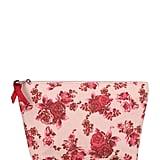 George Tickled Pink Floral Make-Up Bag