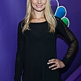 Spencer Grammer was among the attendees at this years Summer TCA Press Tour.