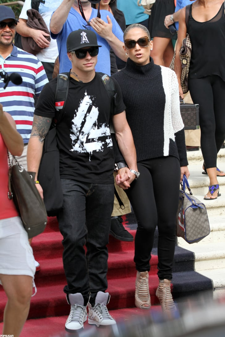 who is jlo dating now 2012 (pacific coast news)more pics » jennifer lopez (pacific coast news) jennifer lopez shocked everyone when she and marc anthony announced their divorce in 2011, then the singer shocked us all again when she started dating a 24-year-old backup dancer she and casper smart made their public debut just a few months ago, and seem to be.