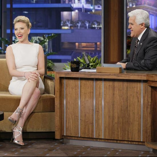 Scarlett Johansson Talks Avengers Costume (Video)