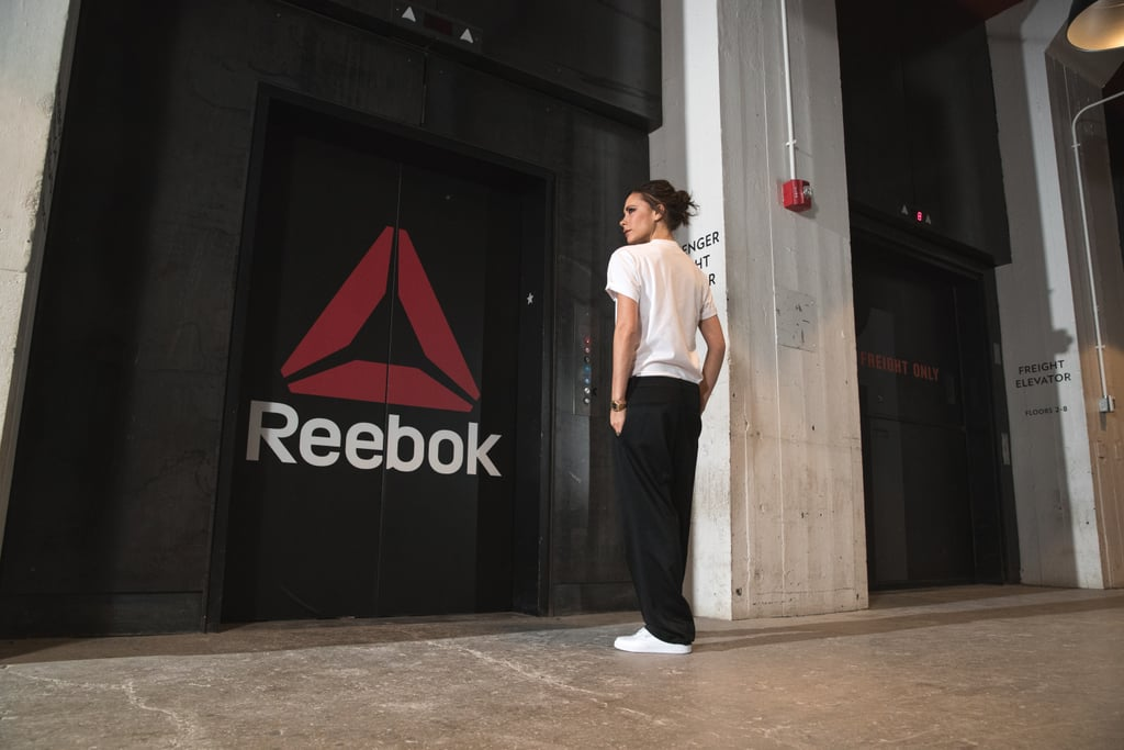 She Announced Her Collaboration With Reebok on Instagram