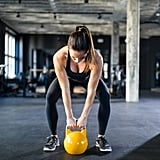A 10-Minute CrossFit Kettlebell Workout